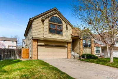 Thornton Single Family Home Active: 10701 Madison Street