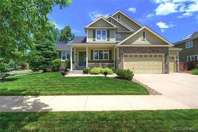 Littleton Single Family Home Active: 6295 West Crestline Avenue