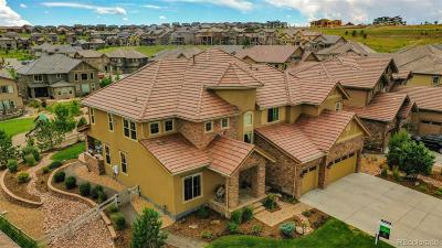 Highlands Ranch Single Family Home Active: 10716 Backcountry Drive