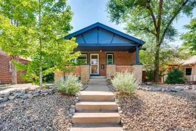 Denver CO Single Family Home Active: $475,000