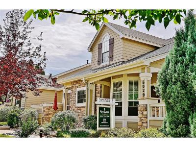 Highlands Ranch Condo/Townhouse Under Contract: 6029 Trailhead Road