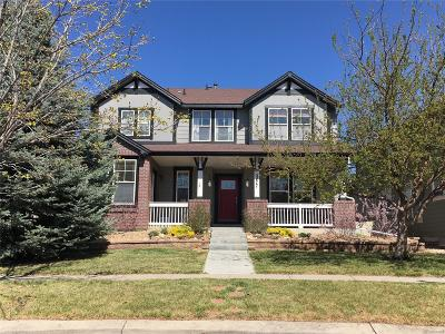 Broomfield Single Family Home Under Contract: 2477 Lake Isle Lane