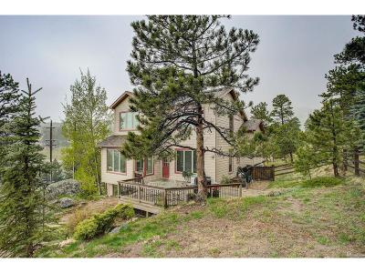 Evergreen Single Family Home Under Contract: 31157 Lewis Ridge Road