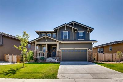 Parker Single Family Home Under Contract: 10080 Tall Oaks Street