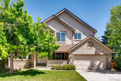 Highlands Ranch Single Family Home Active: 1623 Brookside Drive