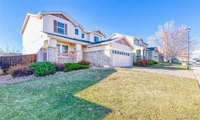 Thornton Single Family Home Active: 13929 Ivanhoe Street