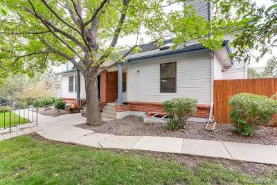 Lakewood Condo/Townhouse Active: 625 South Depew Street #B