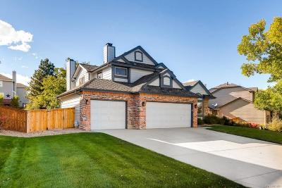 Highlands Ranch Single Family Home Under Contract: 2904 Ravenhill Circle
