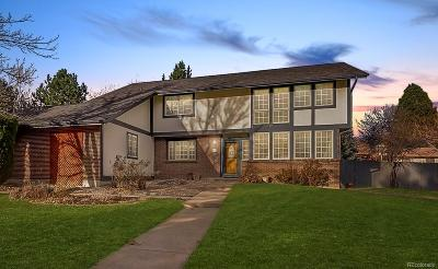 Aurora Single Family Home Active: 15701 East Bellewood Place