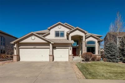 Castle Pines CO Single Family Home Active: $559,000