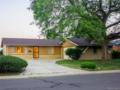 Lakewood Single Family Home Under Contract: 24 South Ames Street
