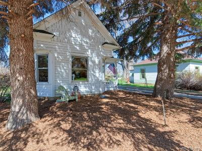 Niwot Single Family Home Active: 160 4th Avenue