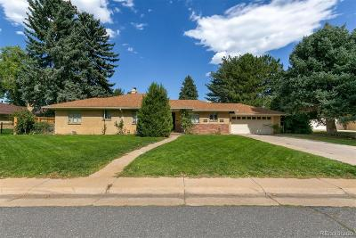 Denver Single Family Home Active: 710 South Jackson Street