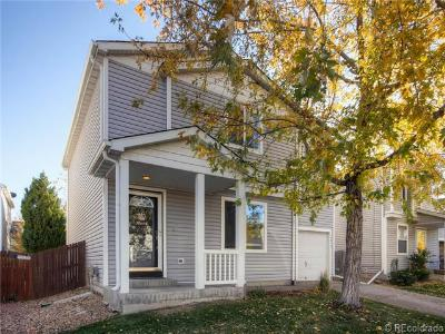 Single Family Home Sold: 4616 South Tabor Way