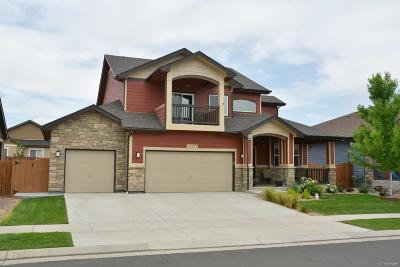 Commerce City Single Family Home Under Contract: 16309 East 99th Way