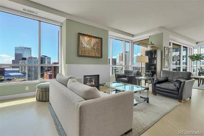 Denver Condo/Townhouse Active: 2001 Lincoln Street #2011