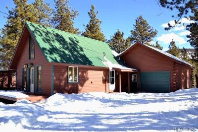 Park County Single Family Home Under Contract: 470 Ranger Station Road