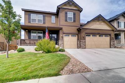 Erie Single Family Home Active: 365 Dusk Court