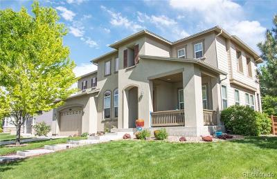 Commerce City Single Family Home Under Contract: 10694 Nucla Street