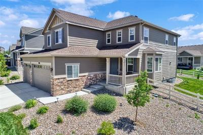 Castle Rock Single Family Home Active: 2874 Echo Park Drive