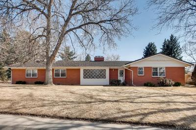 Lakewood Single Family Home Under Contract: 2060 Union Drive