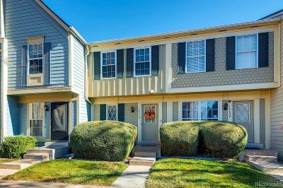 Aurora Condo/Townhouse Active: 1662 South Idalia Circle