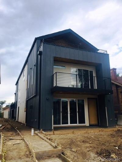 Denver Condo/Townhouse Under Contract: 1423 Meade Street