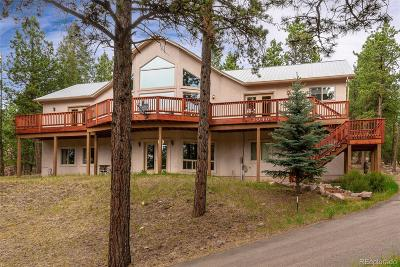 Woodland Park Single Family Home Active: 1040 Wintergreen Court