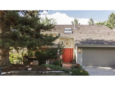 Boulder Single Family Home Active: 7157 Cedarwood Circle