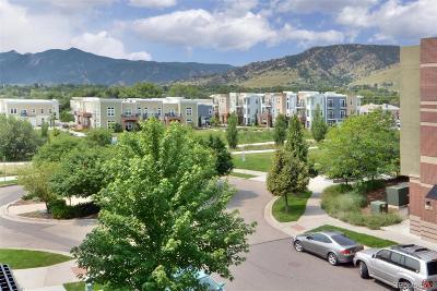 Boulder Condo/Townhouse Active: 1310 Rosewood Avenue #5C