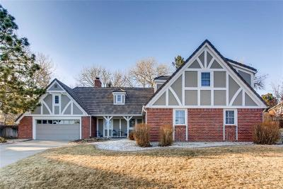 Arvada Single Family Home Under Contract: 7223 Routt Drive