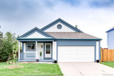Castle Rock Single Family Home Under Contract: 5190 East Kensington Avenue