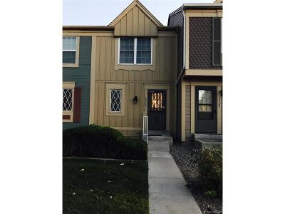 Parker Condo/Townhouse Under Contract: 19722 Applewood Court