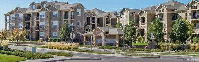 Castle Pines, Castle Rock, Littleton, Lone Tree, Parker Condo/Townhouse Under Contract: 9220 Wilde Lane #206
