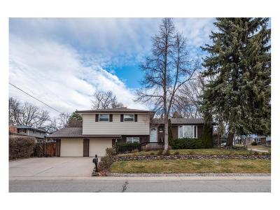 Arvada Single Family Home Under Contract: 12435 West 66th Avenue
