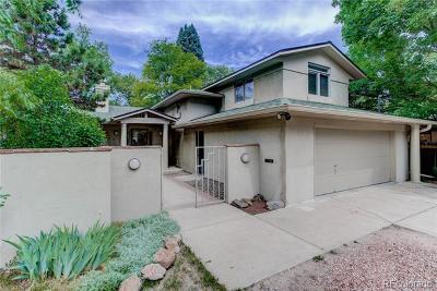 Belcaro Single Family Home Active: 223 South Milwaukee Street