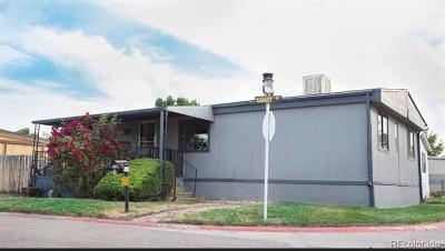 Federal Heights Single Family Home Active: 2900 Alder Street #71