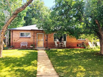 Thornton Single Family Home Under Contract: 1651 Carrol Court
