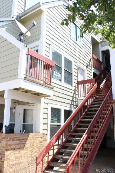Aurora Condo/Townhouse Active: 14581 East Ford Place #13