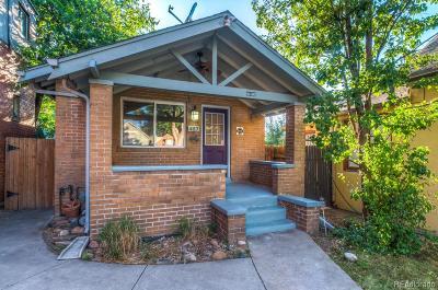 Denver CO Single Family Home Active: $399,000