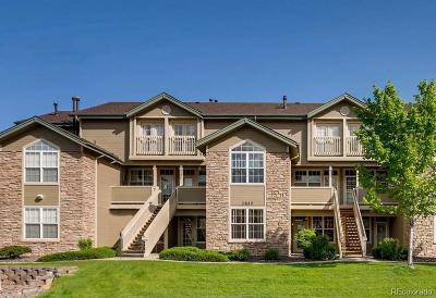 Littleton Condo/Townhouse Under Contract: 2850 West Centennial Drive #B