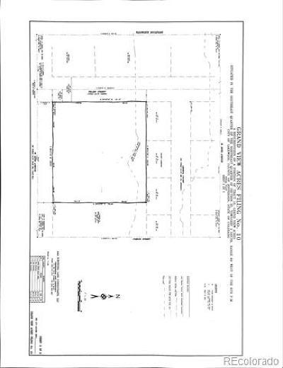 Residential Lots & Land Active: 2000 Teller Street