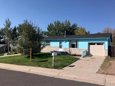 Lakewood Single Family Home Active: 1519 South Quail Street