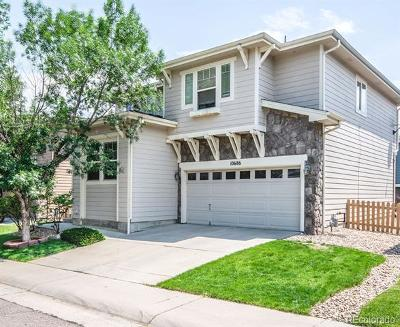 Highlands Ranch Firelight Single Family Home Active: 10686 Cherrington Street