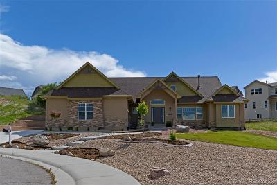 Castle Rock Single Family Home Active: 571 Granger Court