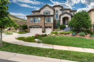 Lone Tree Single Family Home Under Contract: 10535 Rivington Court