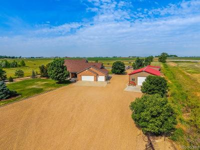 Eaton Single Family Home Under Contract: 35491 County Road 41