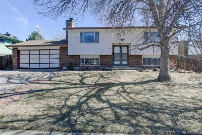 Westminster Single Family Home Under Contract: 9410 Osceola Street