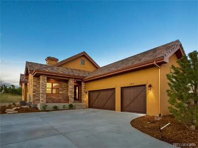 Castle Rock Condo/Townhouse Active: 5068 Castle Pines Drive South