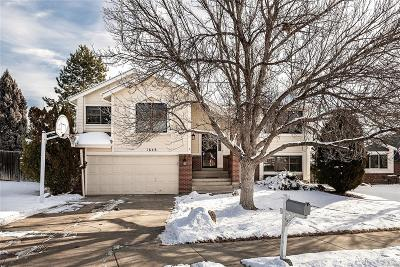 Broomfield Single Family Home Active: 1648 Daphne Street